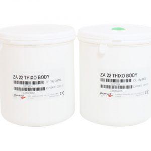 ZA 22 Thixo Body silikons
