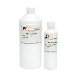 Acrylic One (A1) paātrinātājs