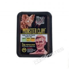 Monster Clay-modeling clay