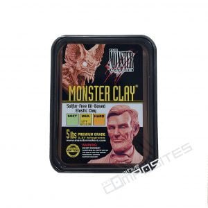 Monster Clay veidojamais māls