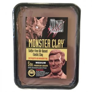 Monster Clay veidojamais māls