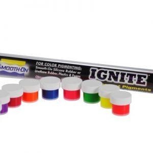 Ignite fluorescējoši pigmenti