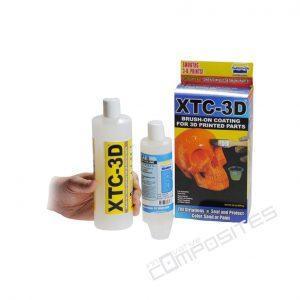 XTC-3D epoksīda sveķi 0.18kg