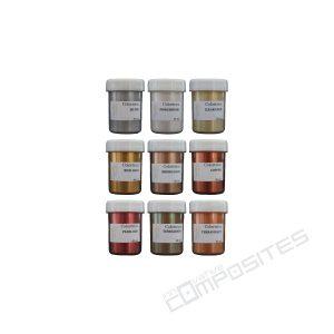 Colortricx perlamutra pigmenti