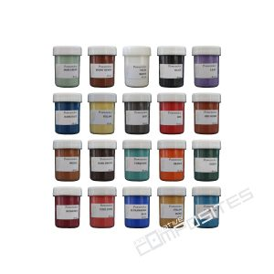 Powercolor krāsu pigmenti