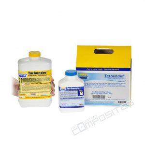 Tarbender spīdīgs epoksīda pārklājums 1.28kg
