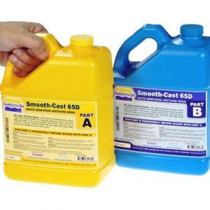 Smooth-Cast 65D polyurethane 6.99kg
