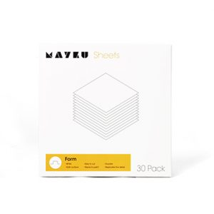 Mayku Form Sheets 30 loksnes 0.5mm