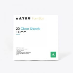 Mayku Clear Sheets 20 loksnes 1mm