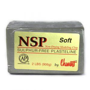 Chavant NSP modelēšanas plastilīns 906g